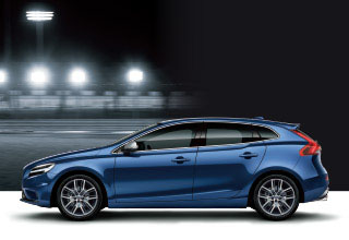 V40 D4 R-Design Tuned by Polestar