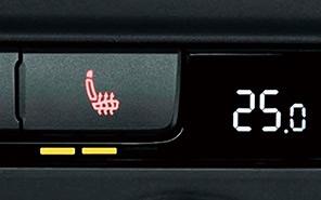 シートヒーター(運転席/助手席)