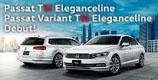Passat TSI Eleganceline Passat Variant TSI Eleganceline Debut!