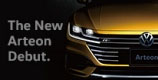 The New Arteon Debut.