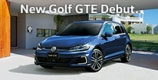 New Golf GTE Debut.