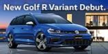 New Golf R Variant Debut.