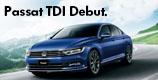 Passat TSI / TDI Debut.