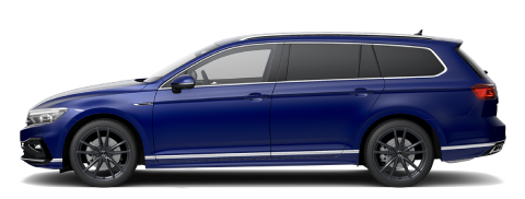 The new Passat Variant