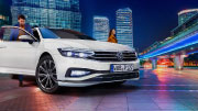 The new Passat・The new Passat Variant・The new Passat Alltrack