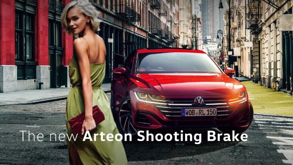The new Arteon